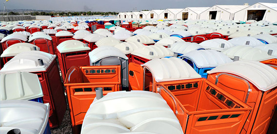 Champion Portable Toilets in Middleton,  WI